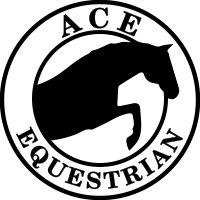 ace equestrian logo