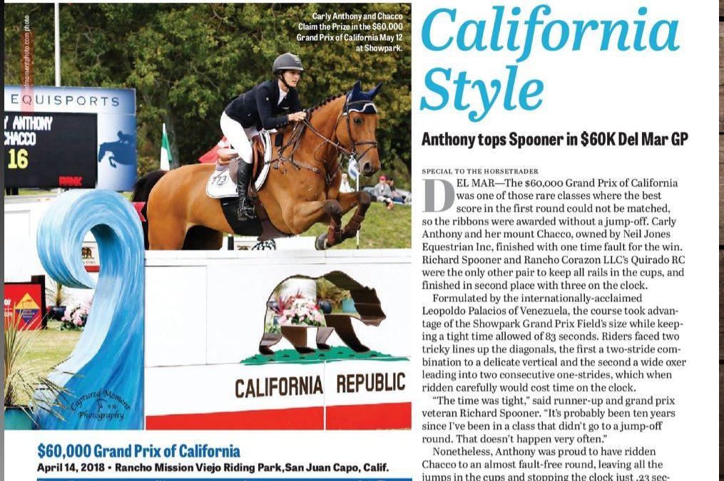 Media Madness: June 2018 California Style – Anthony Tops Spooner