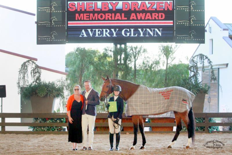 shelby drazan award