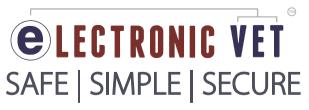 evet logo
