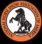 national horse show logo