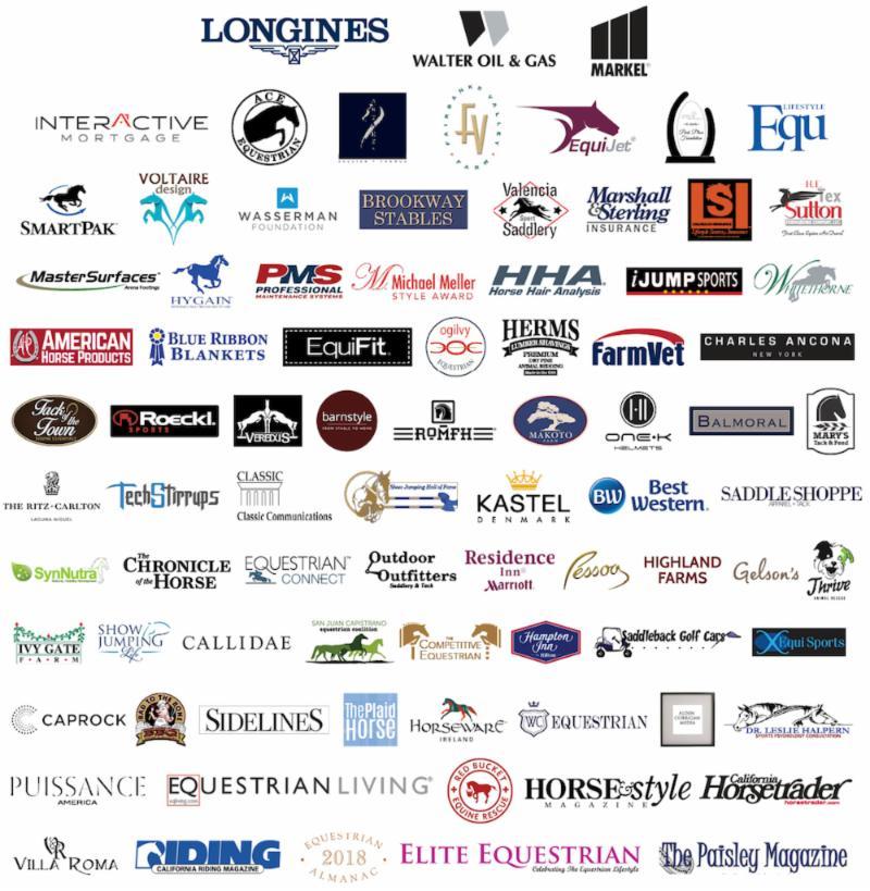 blenheim sponsors logos
