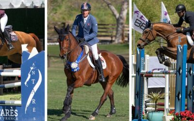 DAY ONE: FEI CSI3* Gold, Silver, and Bronze Tours – Fellers, Rivetti & LaJoie Jump to Victory