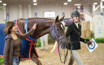 Riders win big in Vegas at the inaugural AON/USHJA National Championships