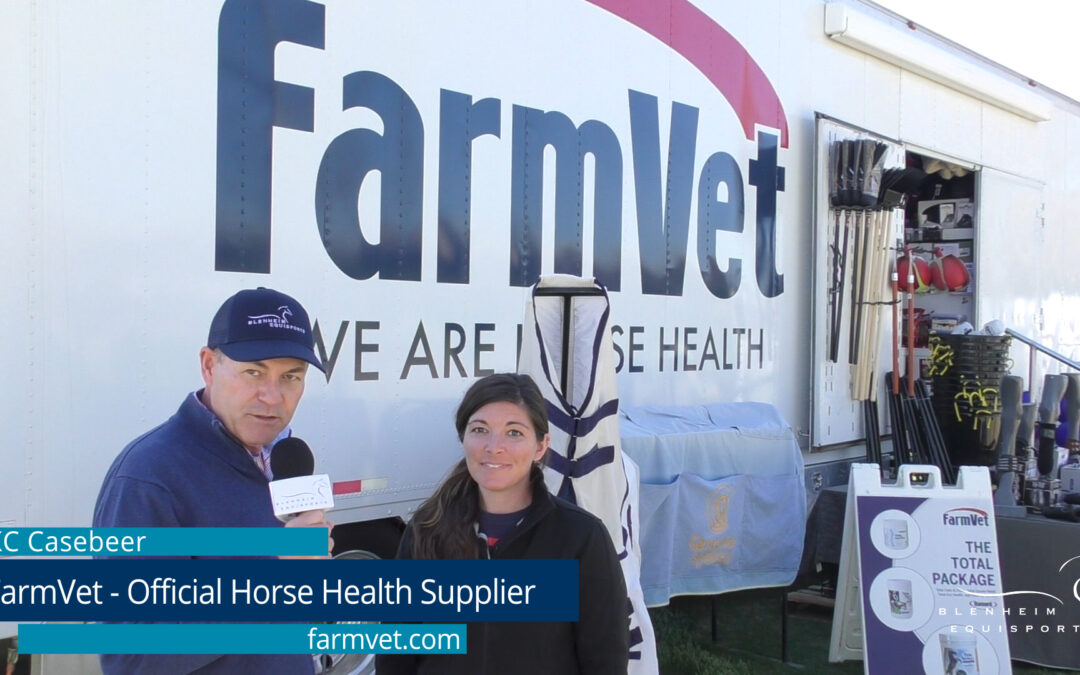 Watch – FarmVet – Official Horse Health Supplier For Blenheim EquiSports