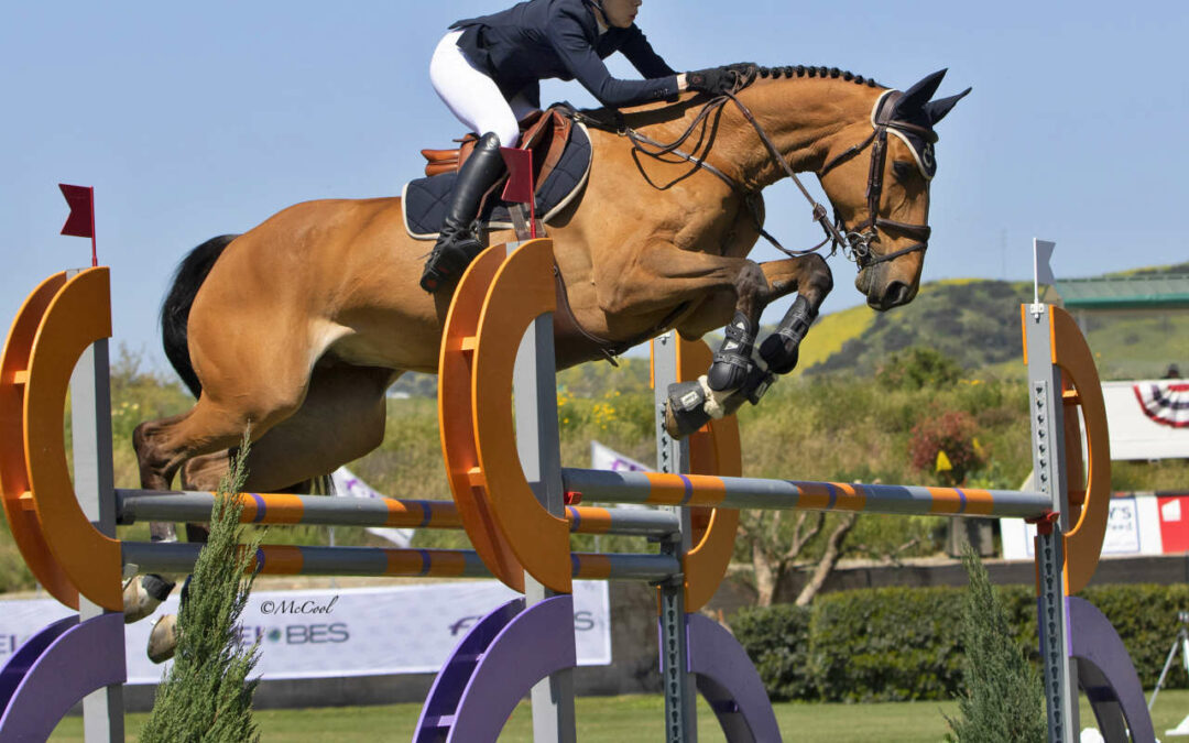 FEI CSI2* Bronze and Silver Tours Coming to Del Mar Showpark This Summer