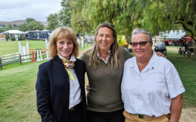 USEF Official Diane Carney Talks About the 2019 American Tradition of Excellence Equitation Challenge, Presented by Whitethorne LLC
