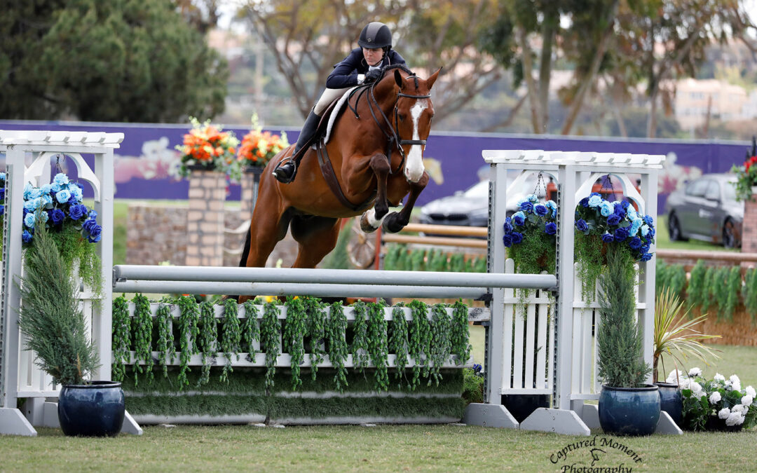 SAVE THE DATE: NEW! $25,000 USHJA National Hunter Derby, July 19 at the Del Mar Horse Park!