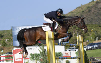 John Pearce and Chantico are Invincible in $25,000 Markel Insurance Grand Prix