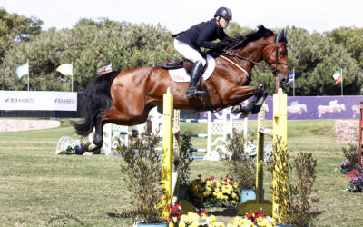 Gabriele Ceola, Maurico Huesca, Pedro Mateos and Will Simpson all Shine in FEI Competition