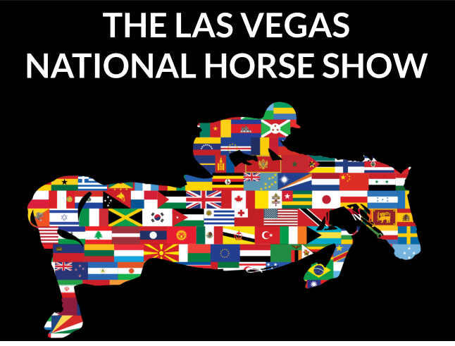 Announcement Re 2020 Las Vegas National Horse Show