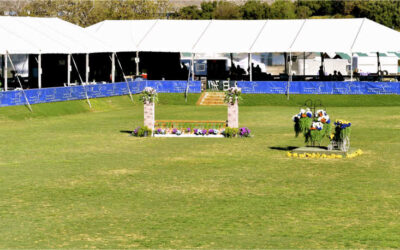 New VIP Hospitality Options Available For Blenheim EquiSports 2021 Season